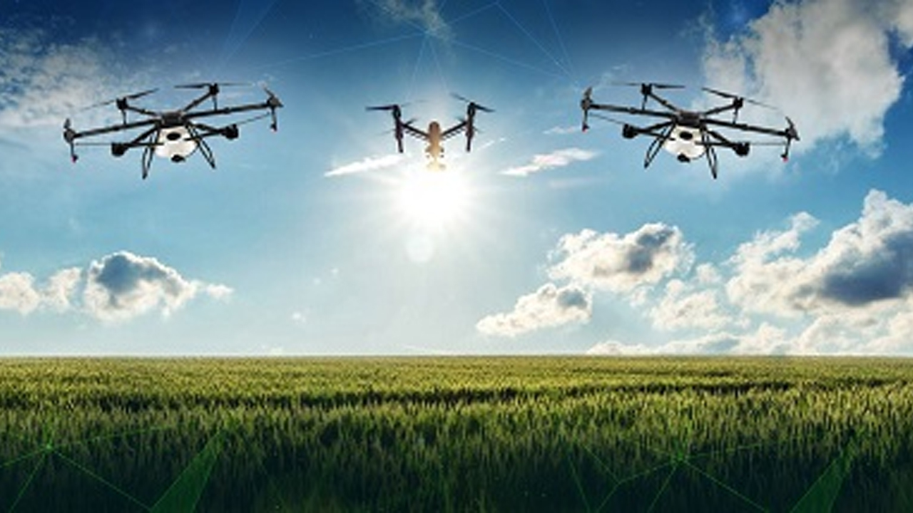 Curso Online de Pulverização Aérea com Drone na CuboUP
