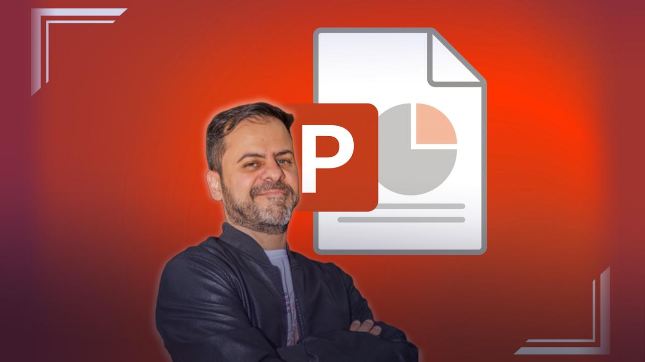 Curso de Apresentações Profissionais no PowerPoint