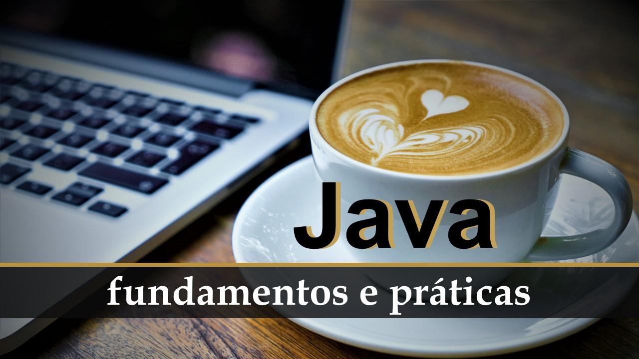 Java fundamentos e práticas