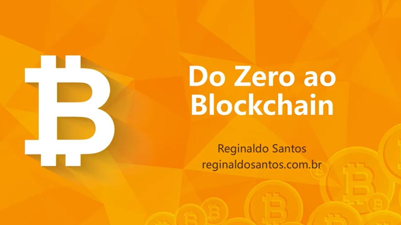 Curso Online Do Zero ao Blockchain