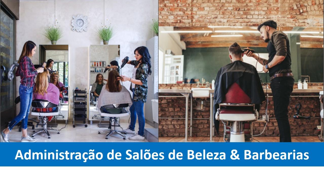 Gestão de Salão de Beleza e Barbearia