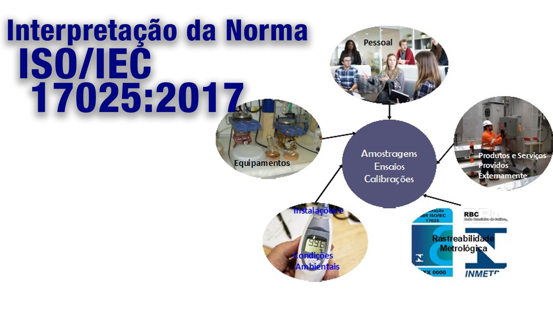 Interpretação da Norma ISO/IEC 17025:2017