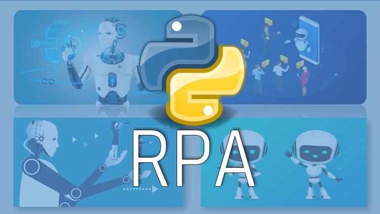 Curso de Robotic Process Automation (RPA): Crie Robôs com Python
