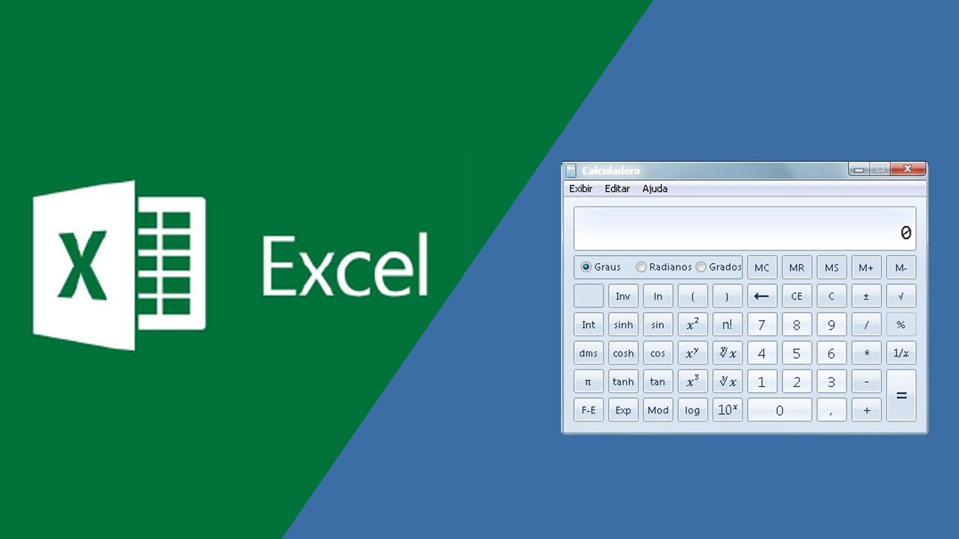 Curso Estude Matemática com Ajuda do Excel