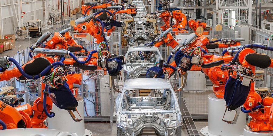 Curso Online de Robótica Industrial: Treinamento ABB e Solda à Resistência