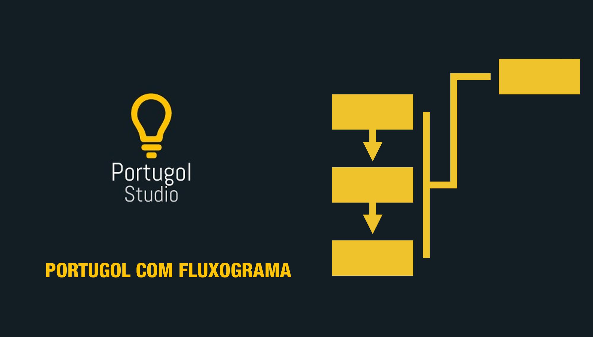 Curso de Portugol com Fluxograma