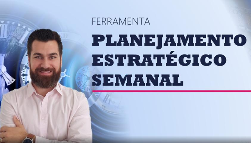 Curso de Planejamento Estratégico Semanal