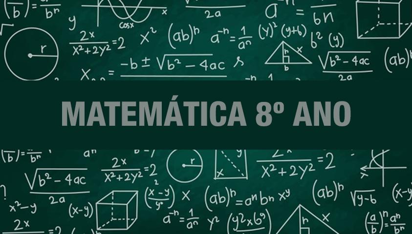 Curso de Matemática para Oitavo Ano de Ensino Fundamental
