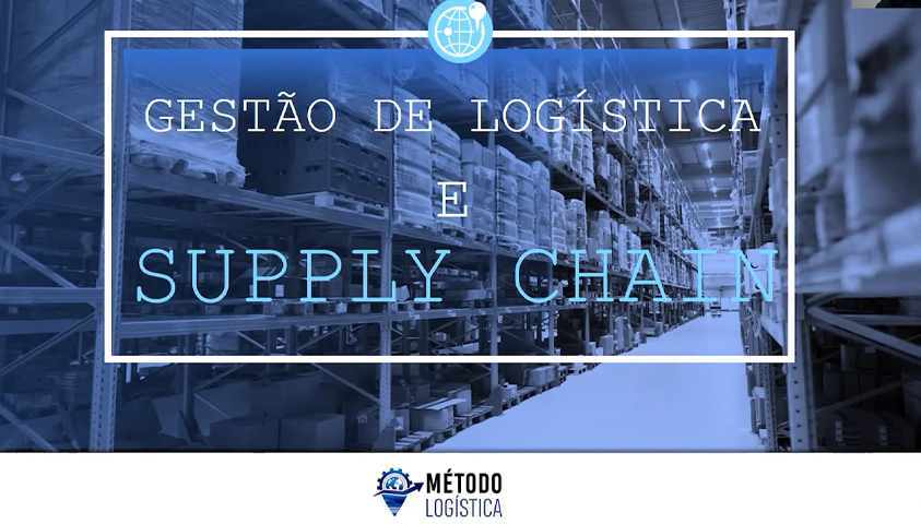 Curso de Gestão de Logística e Supply Chain
