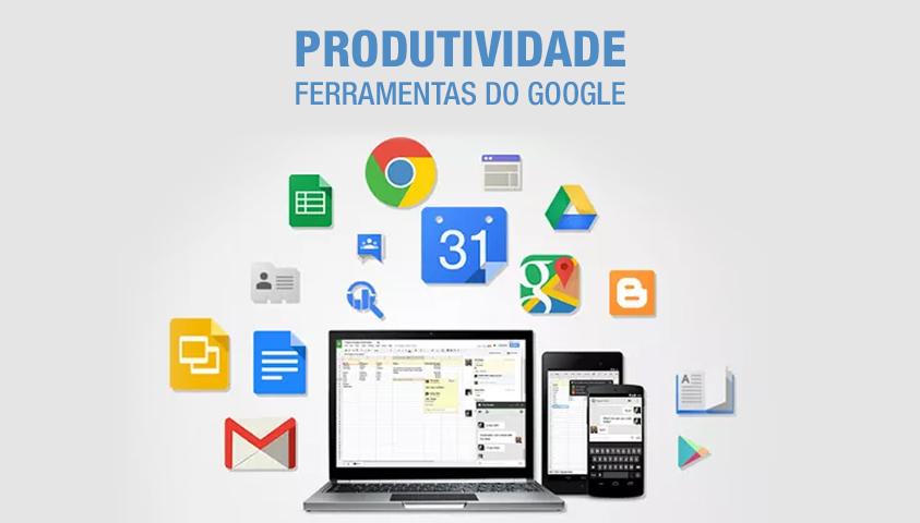 Curso de Aumentando a Produtividade com as Ferramentas do Google