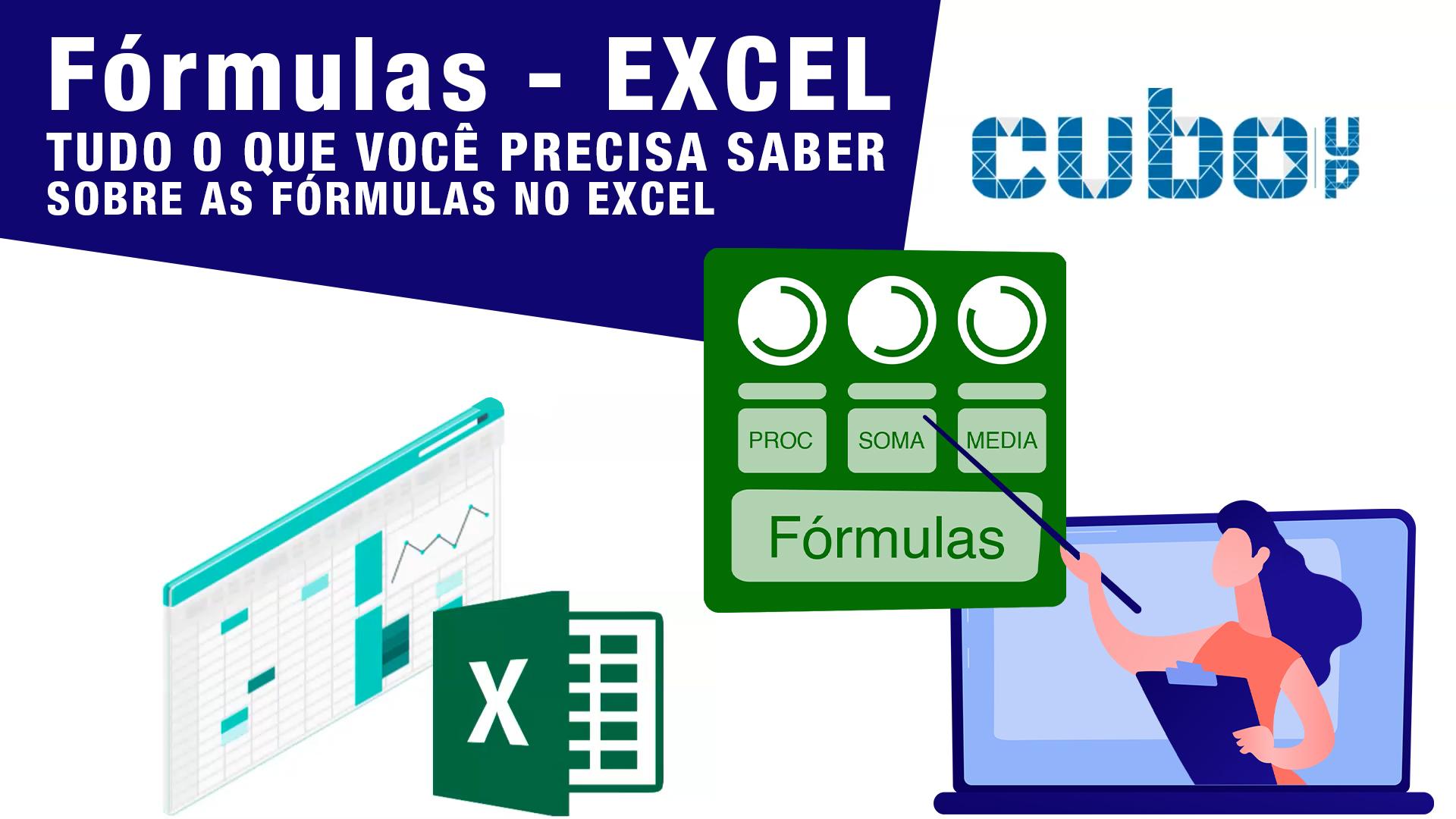 Curso de Excel: Detalhando Fórmulas