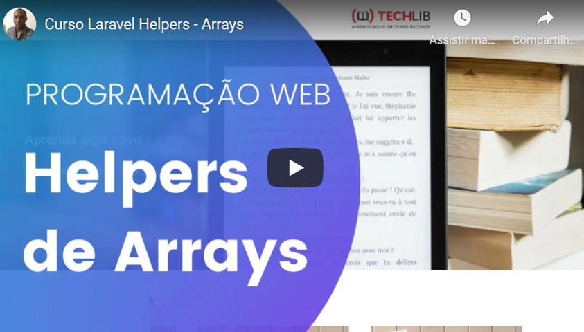 Laravel Helpers: Arrays